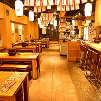 【小倉にある馬肉居酒屋】宴会最大80名様迄対応可能