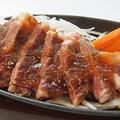料理メニュー写真マクハリーナのサーロインステーキ