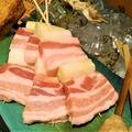 料理メニュー写真松阪豚のねぎま