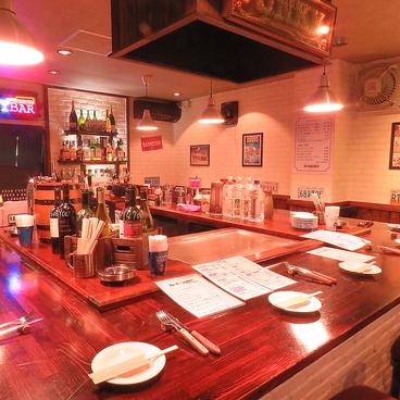 ステーキ JUNKY! 東口店の雰囲気1