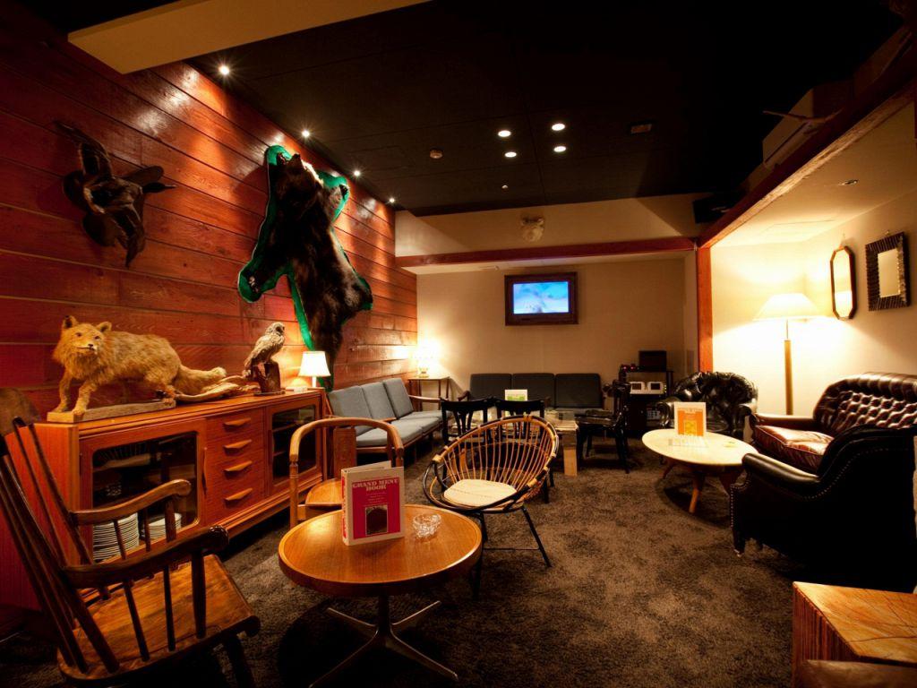VIPルームも完備。プライベートな空間です。