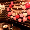 """◆◆◆ 【誕生日★女子会★お祝い】に!""""完全個室""""を自由自在にデコレーション ◆◆◆"""