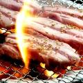 料理メニュー写真豚バラ塩(やまゆりポーク)