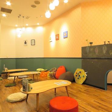 ベリーベリースープ フジグラン松山店の雰囲気1