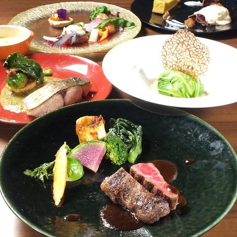 大阪産(もん)五つの星大賞を受賞◇新鮮お野菜×お肉を楽しめるビストロバル