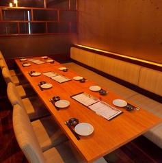 海鮮酒房 べっか 仙台国分町の雰囲気1