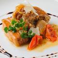 料理メニュー写真国産豚バラ肉ブレゼ