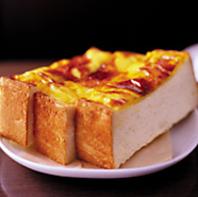 【チーズトースト】720円(税込)