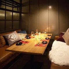 個室&チーズ&肉 25ans ヴァンサンカンの雰囲気1