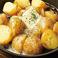 北海道産じゃが芋バター焼き