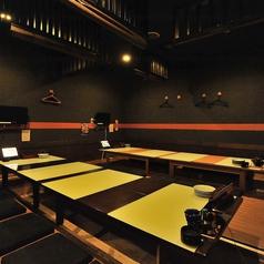 佐賀駅南口から徒歩5分の和風居酒屋です。最大80名様収容可能♪企業・団体様の宴会には最適!飲み放題付コース料理ご注文で佐賀市内マイクロバス送迎無料(10名様以上~) 4000円以上のコースのみ送迎受付