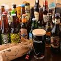 料理メニュー写真世界のクラフビール(樽生、ボトル&缶)