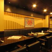 落ち着いた空間でお食事♪会社帰りにお食事をリーズナブルに美味しくお楽しみください。