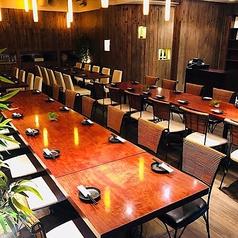 モダン和食 個室 Nagai 神田本店の雰囲気1