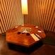 しっとり雰囲気の個室席◇8人まで入れる円卓席!!