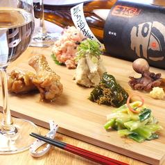 京のむすびめのおすすめ料理1