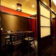札幌駅周辺でプライベート空間のある2タイプの個室