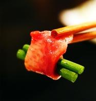 日本各地より厳選したお肉を堪能できる宴会プランが◎