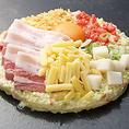 【1位】やいてこちゃん!! 豚バラ + チーズ + もち! ガッツリ系!カリフワ食感をお楽しみ下さい♪