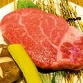 料理メニュー写真【希少部位】黒毛和牛のシャトーブリアン