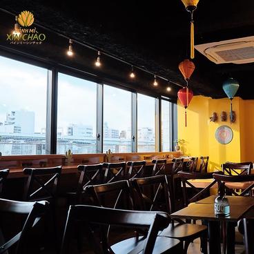 バインミーシンチャオカフェ 浅草店の雰囲気1