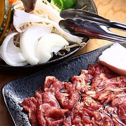 Yakiniku Mutton barbecue MEE MOO BOO Narita image