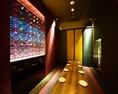 しっとりとプライベート感溢れるお席(~20名様)落ち着く和の空間は利用シーンを選びません。 会社宴会・各種宴会に、情緒あふれる安らぎの癒し空間で、大切な仲間と美味しい料理をお酒で、ゆったりとしたひとときをお過ごしください。