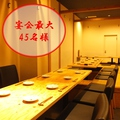 冠地鶏とかぼす平目 とよの本舗 三宮東門店の雰囲気1