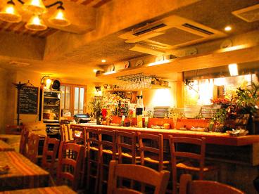西洋厨房 ラ ダム ヒロの雰囲気1