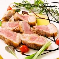 素材にこだわっています!肉・魚も生鮮を使用!