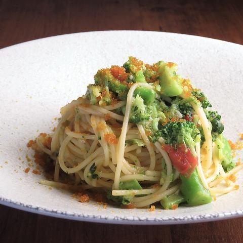 【ランチのご予約はこちらから】『ランチA』サラダ・本日のパスタ・ドリンク1500円