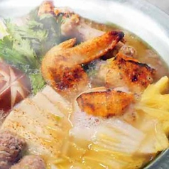 料理メニュー写真東京軍鶏の水炊き