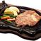 料理メニュー写真ロースステーキ 200g/ダブル400g