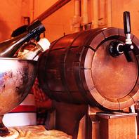 樽詰めスパークリング
