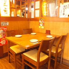 広々テーブル席は4名様~!【伊勢原/居酒屋/飲み放題/3時間/焼き鳥/宴会】