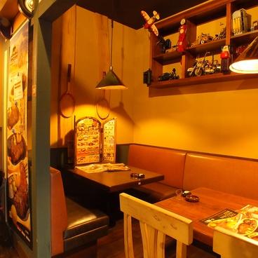 びっくりドンキー 新潟亀貝店の雰囲気1