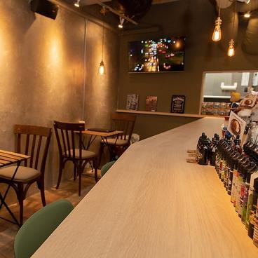LIT VAPOR Cafe&Barの雰囲気1