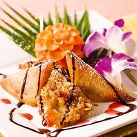 本格タイ料理で宴会◎スイーツも人気