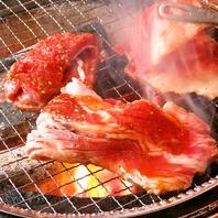 国産牛焼きすきとサイドメニューが食べ放題