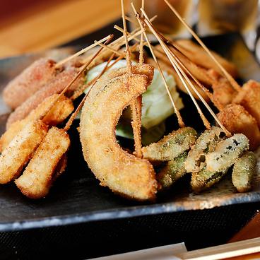 串揚げ・鉄板焼き じゃんぼのおすすめ料理1
