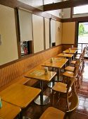 ティーワンズバーガーカフェの雰囲気2