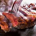 料理メニュー写真ビーフステーキ