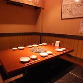 炭火焼肉酒家 びっくりや 大井町店の雰囲気2