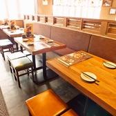 さまざまな人数に対応可能なテーブル席です♪各種ご宴会にも◎