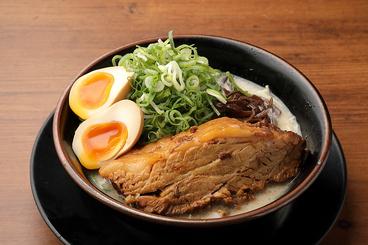 極厚焼豚らーめん天翔のおすすめ料理1
