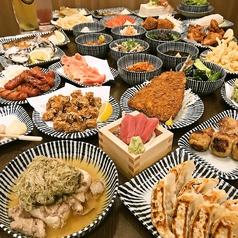 大衆食堂 安べゑ 浜松鍛冶町店のコース写真