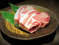 病原体を持たない豚肉「SPF豚」を使用