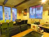 たこ焼きやお好み焼きの美味しいにおいで漂う店内はサク飯やサク飲みにもってこいな大衆感あふれる空間です。