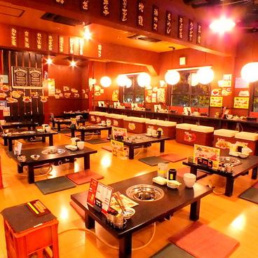 新世界もつ鍋屋 京都店の雰囲気1