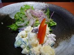 牛たんポテトサラダ